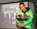 Berdych and DC trophy.. - tennis photo