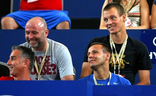 Berdych on match Kvitova
