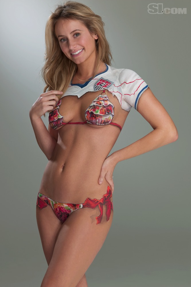 Brits boob tube