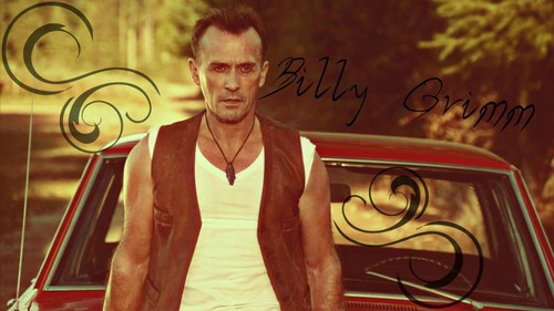Billy Grimm wallpaper (Cult)