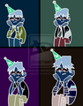 Birthday blues - total-drama-island fan art