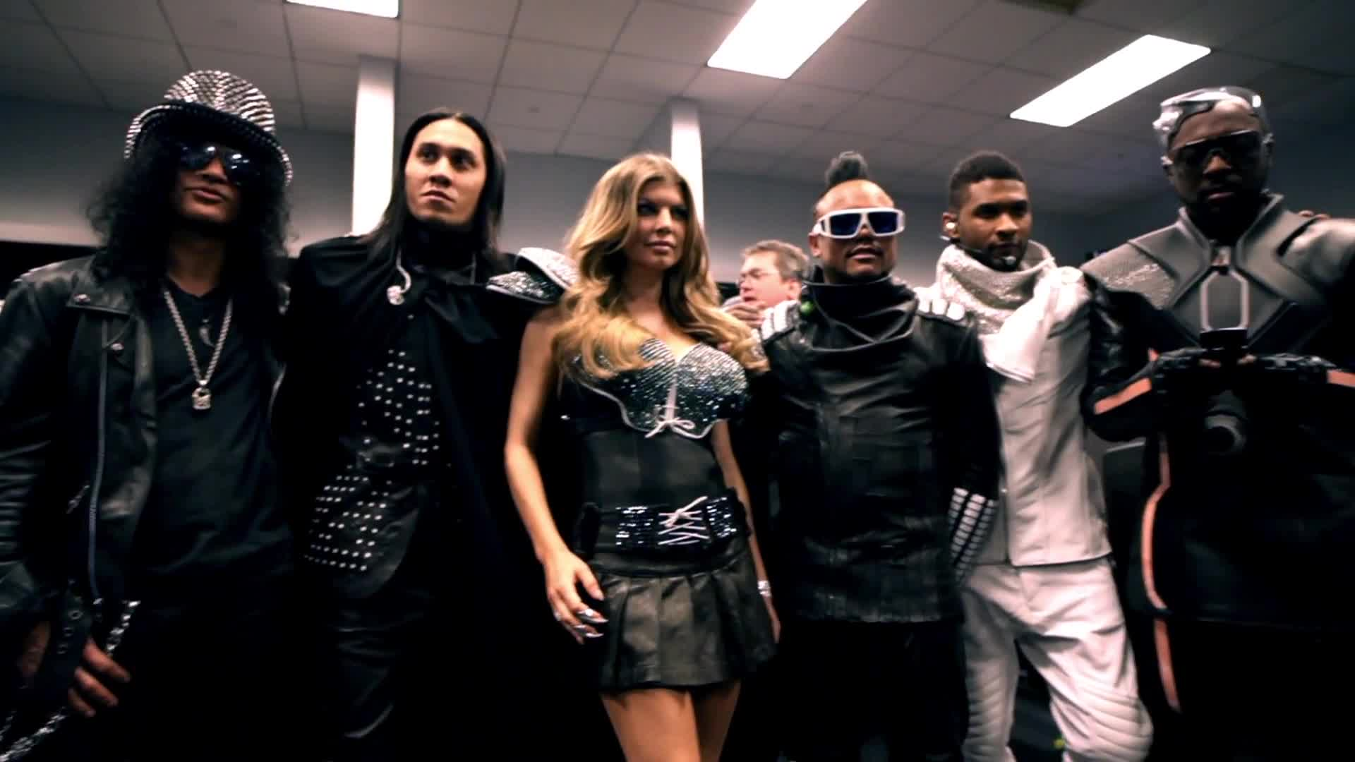 Black Eyed Peas- Dont Stop The Party {Music Video}
