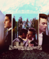 Blaine &amp; Kurt  - glee fan art