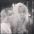 Blonde Kat - katerina-graham photo
