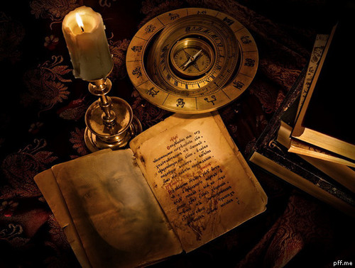 Book of Shadows???