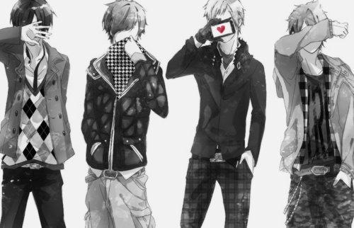 Boys <3