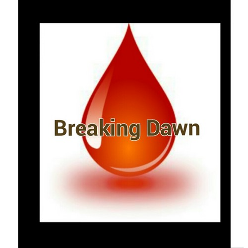Breaking Dawn tagahanga cover