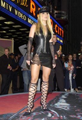 Britney Spears - VMA 2002