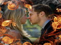 Caroline &amp; Klaus - the-vampire-diaries wallpaper