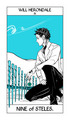 Cassandra Jean's Tarot Cards: Will Herondale {Nine of Steles}. - the-infernal-devices photo