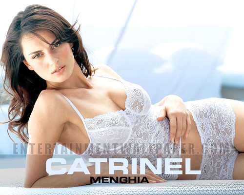 Catrinel Menghia hot ropa interior romania girls romanians