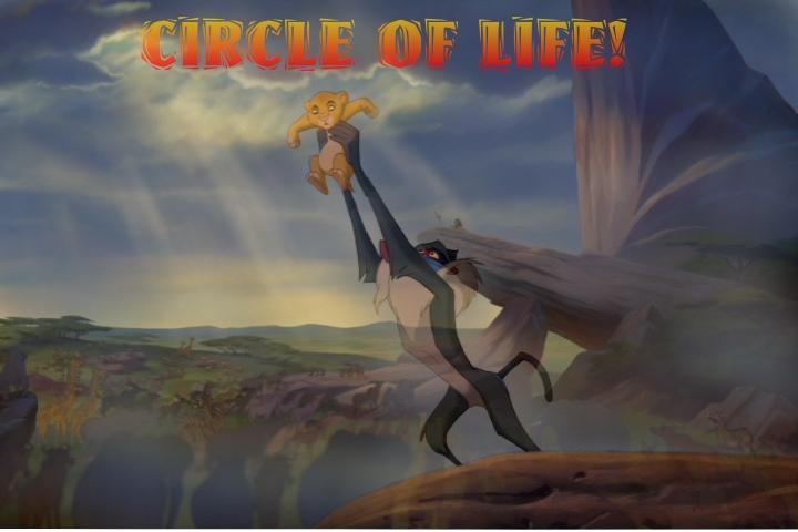 دائرے, حلقہ of life