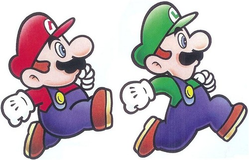 Classic Mario & Luigi