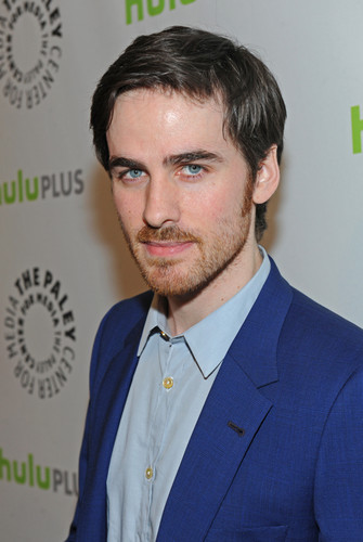 Colin O'Donoghue wallpaper containing a business suit and a suit titled Colin - Paleyfest 2013