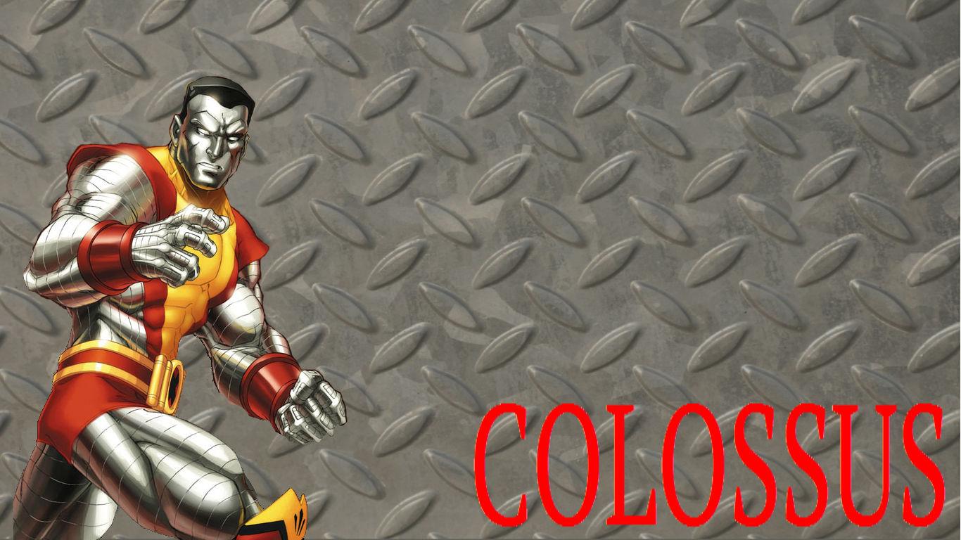 Colossus wallpa... X Men 2 Colossus