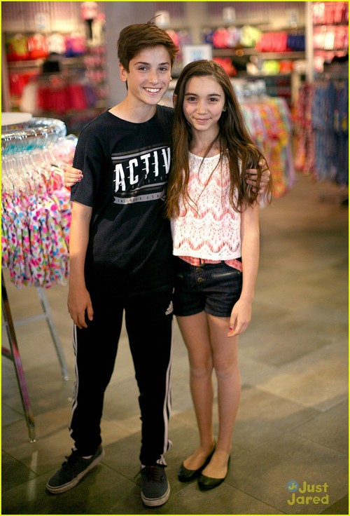 Cory's two children