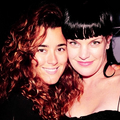 Cote and Pauley - cote-de-pablo photo