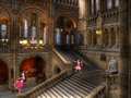 Dancing In Hogwarts - barbie-movies fan art