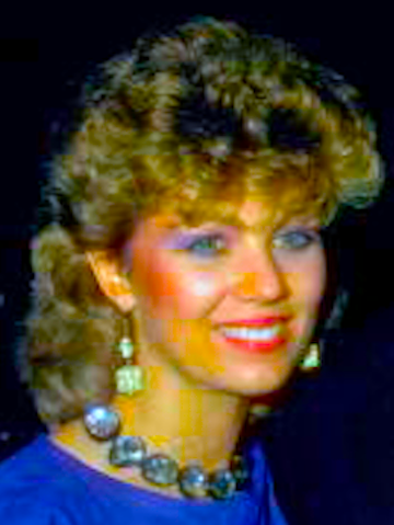 The Debra Glenn Osmond peminat Page kertas dinding possibly with a portrait titled Debbie Osmond