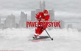 The NHL wallpaper titled Detroit Red Wings Pavel Datsyuk #13