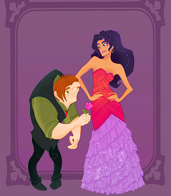Disney Couples wallpaper possibly containing a dinner dress entitled Disney Couples