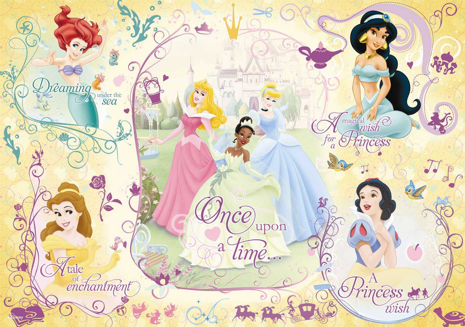 Princesses Disney  Wikipédia
