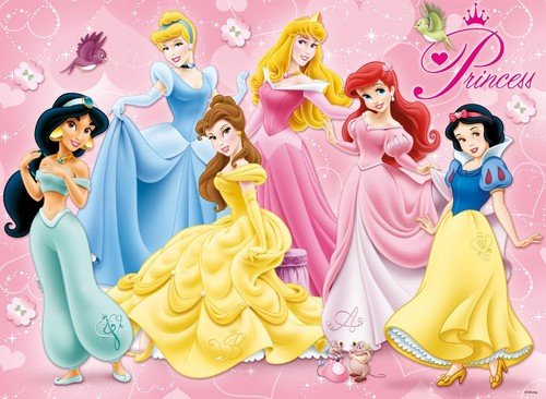 Disney Princess wallpaper entitled Disney Princess
