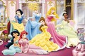 Princesses Disney