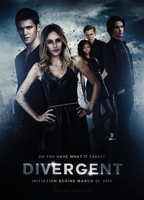 Divergent: Divergent; Insurgent; Allegiant Set by Veronica Roth (2013, Hardcover
