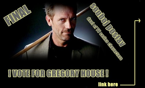 Dr. Gregory House wallpaper possibly with a sign entitled Dr. House: