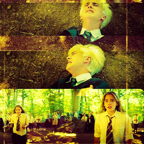 Draco//Hermione