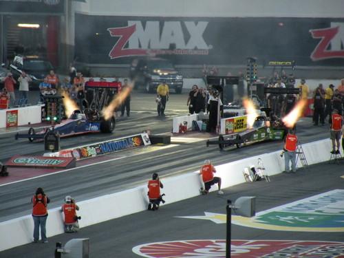Drag Racing at Zmax