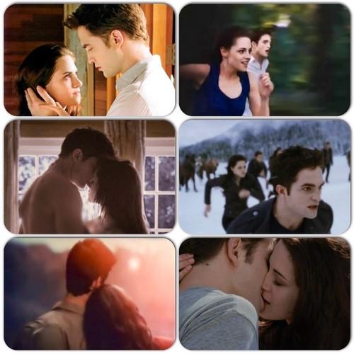 E&B (Twilight Saga Mash up)