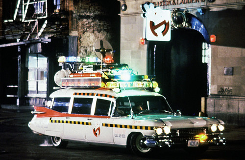 ecto 1 ghostbusters wallpaper - photo #10