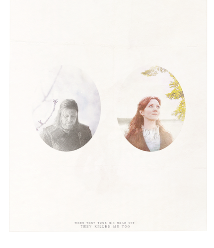 Eddard & Catelyn