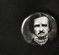 Edgar Allan Poe Pin/Button - edgar-allan-poe photo