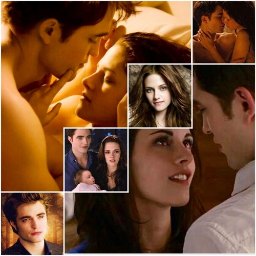 Edward & Bella (Mash up)