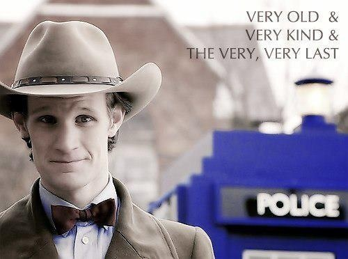 The Eleventh Doctor wallpaper containing a snap brim hat, a campaign hat, and a fedora called Eleven