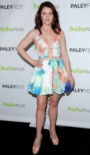 "Emilie De Ravin-""Once Upon A Time"" - PaleyFest 2013"