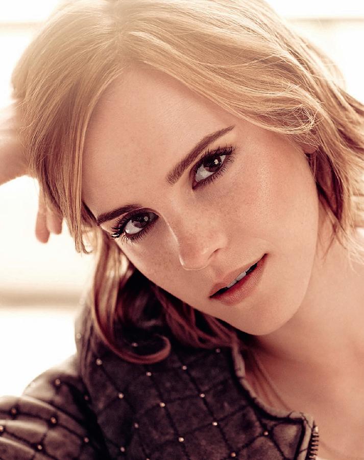 Emma Watson  - Alexi Lubomirski Photoshoot