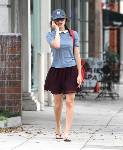 Emmy out in NYC