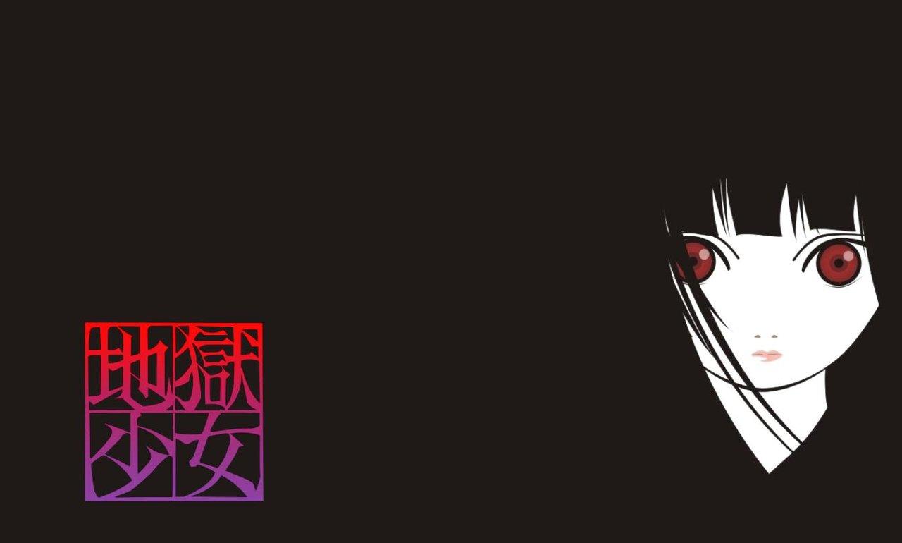 jigoku shoujo girl from hell images enma ai hd wallpaper