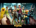 Epic [2013] - upcoming-movies wallpaper