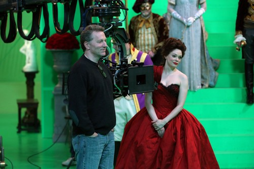 Episode 2.16 - The Miller's Daughter - BTS foto-foto