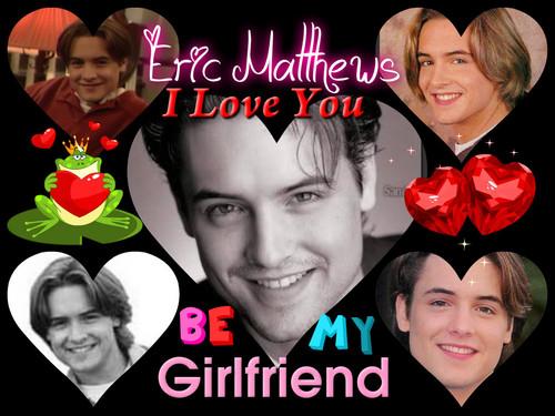 Eric loves ya