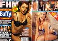 FHM Sexy Buffy Girls