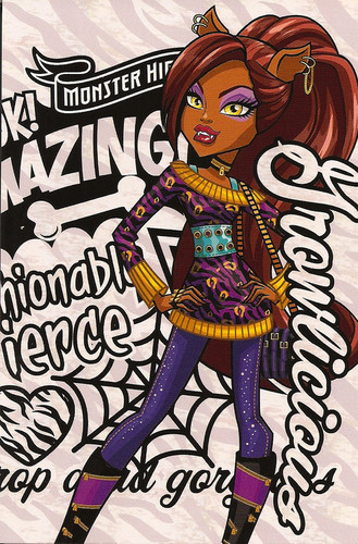 FOR AMAZING GIRLS from Clawdeen x