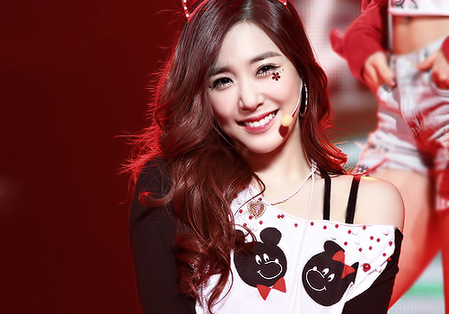 Tiffany Hwang wallpaper containing a portrait entitled Fany Fany Tiffany