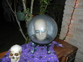 Fester head - halloween photo