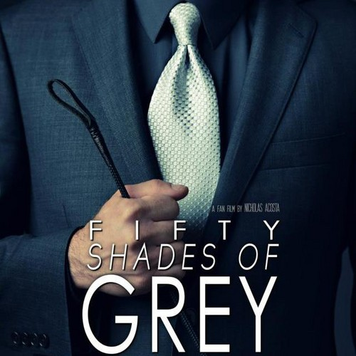 Fifty Shades of Grey wallpaper with a business suit called Fifty Shades of Grey Poster